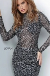 All Crystal JOVANI