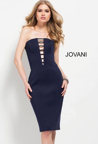 Jovani Strapless Dress
