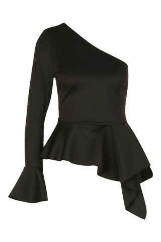 Peplum Cut Top