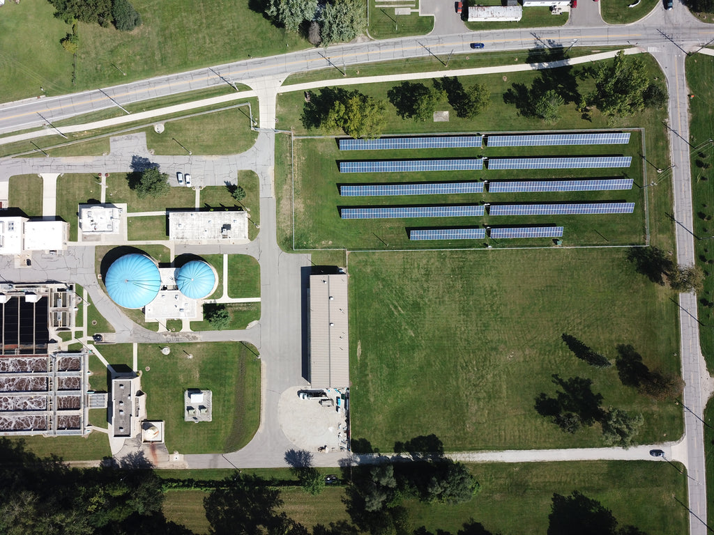Goshen Water Treatment Plant, Goshen, IN