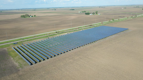 Kentland Solar:  Kentland, IN