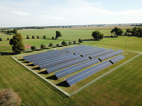 Howe Military Academy Solar:  Howe, IN