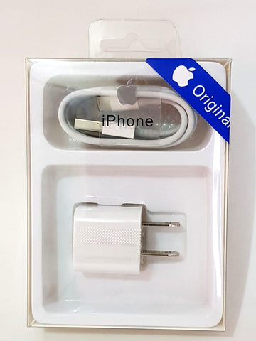 Cubo y Cargador iPhone 5, y 6 Tipo Lightning