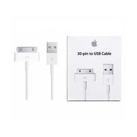 Cable USB 30 pines para iPhone 4, 4s y iPad 2