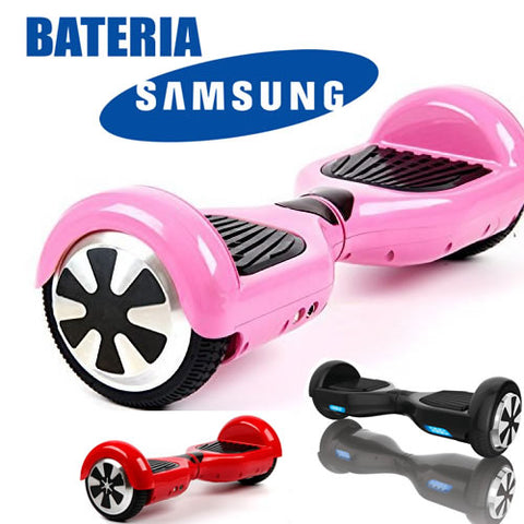 Hooverboard Patineta Scooter con Bateria Samsung