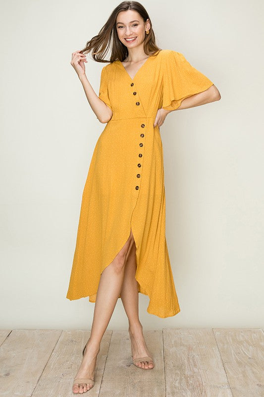 """Walking on Sunshine"" Dress"