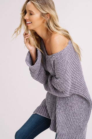 """Let's Get Cozy"" Sweater"