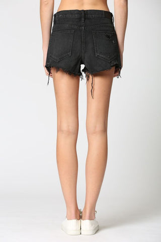 Torn and Tattered Shorts