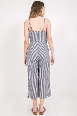 """Slow Down Love"" Jumpsuit"