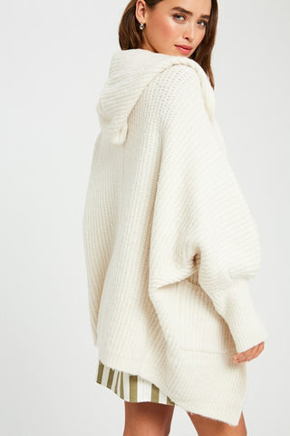 """Marshmallow Roasting"" Sweater"