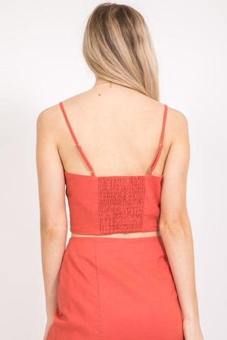 """Sooner or Later"" Top"
