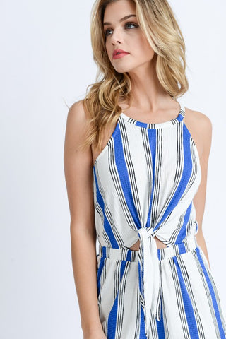 """Caught Up In You"" Romper"