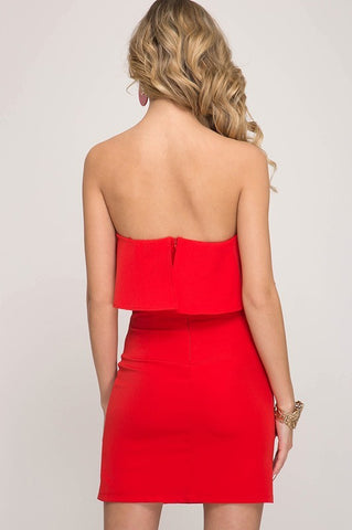 Let's Celebrate Tonight! Dress
