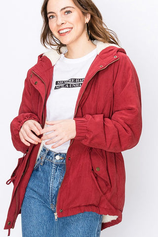 """Snow Daze"" Jacket"