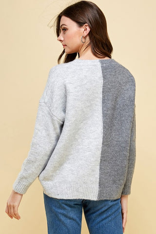 More To Say Sweater