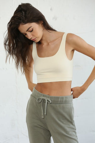 Mood Cropped Tank