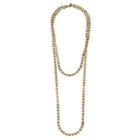 Endless Link Necklace Gold