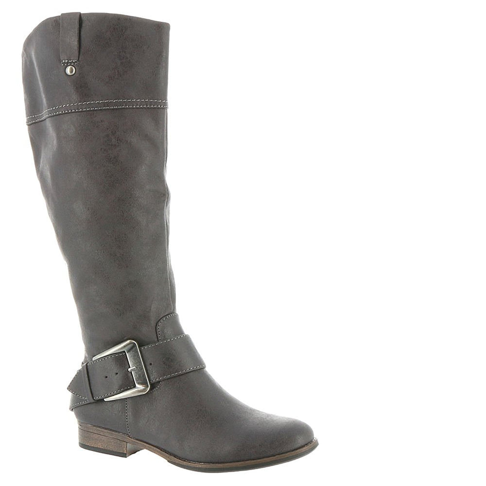 """Big Deal"" Pewter Boots"