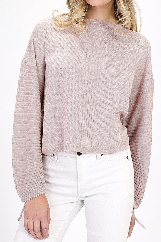 """Blushing Over You"" Top"