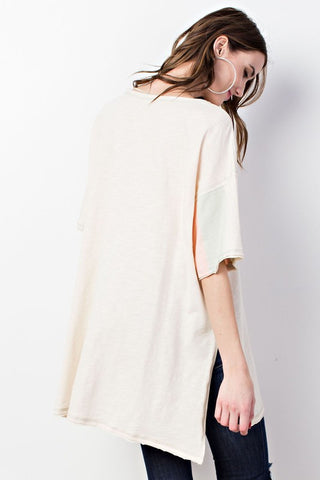 """Drift Away"" Top"