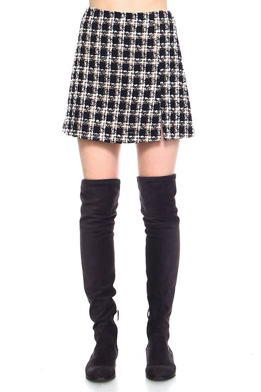 """Fall In Love"" Skirt"
