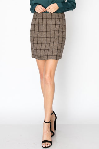 """Somewhere In The Night"" Skirt"