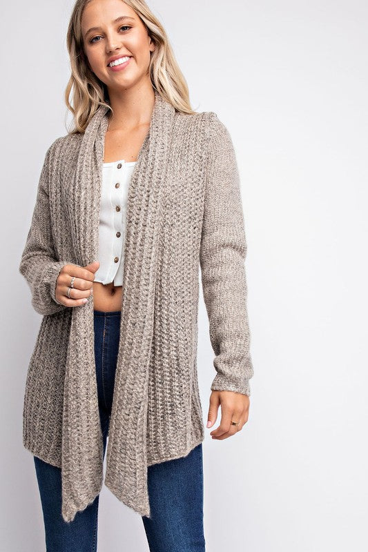 """Sunday Morning"" Cardi"