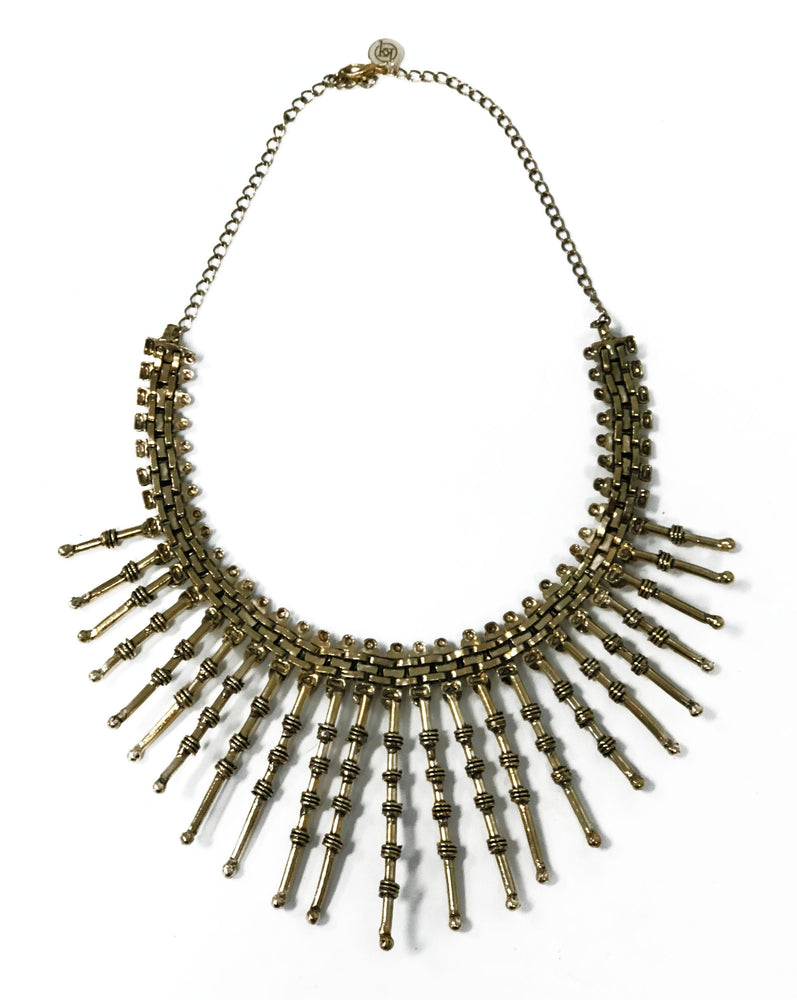 Jansen Spike Necklace