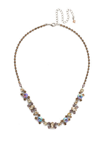 Perfect Harmony Line Necklace in Mirage