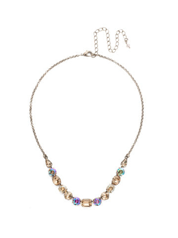 Tansy Half Line Necklace in Mirage