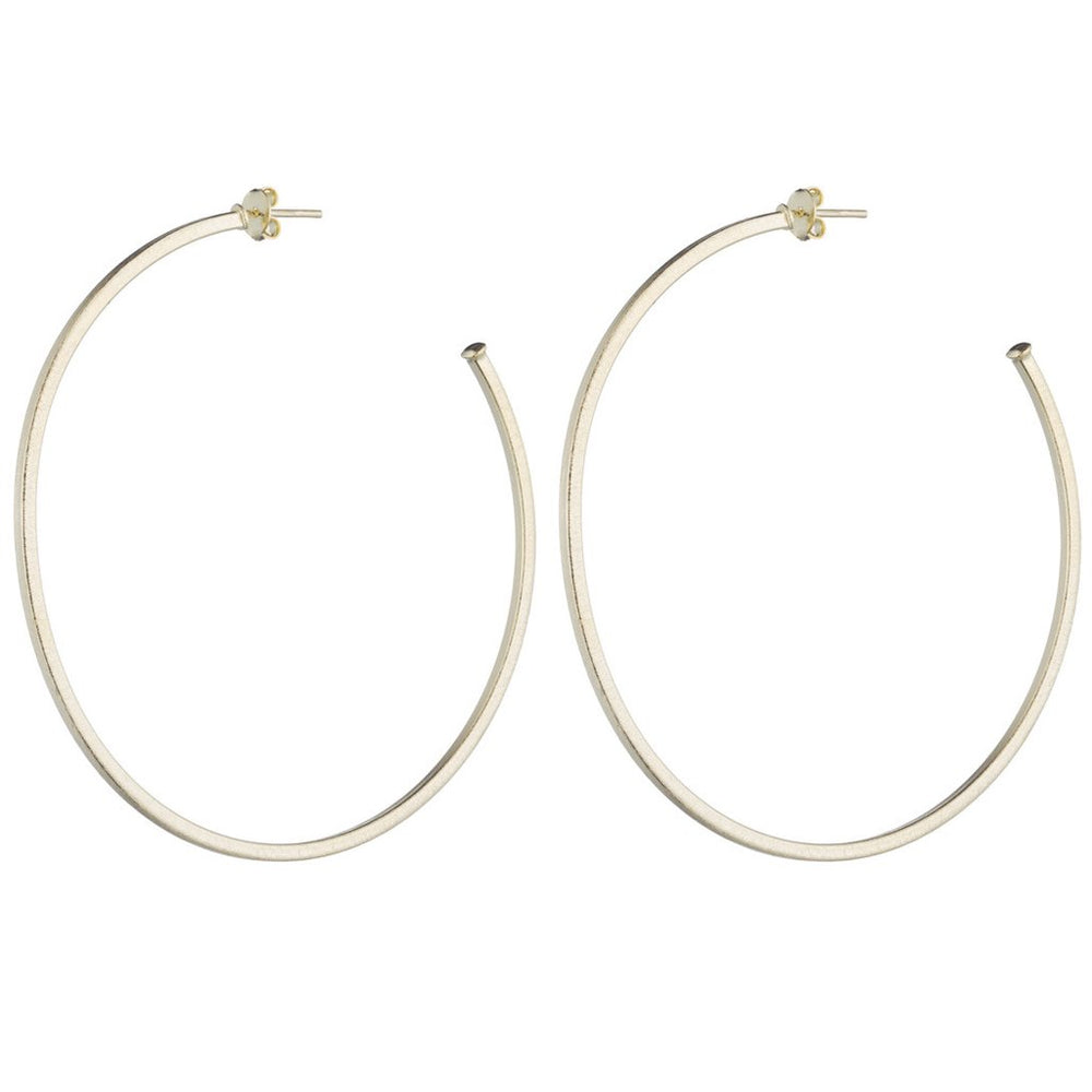 """Gold"" Niky Hoops"