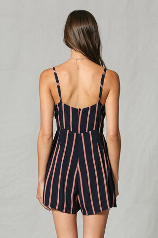 """Eye of the Tiger"" Romper"