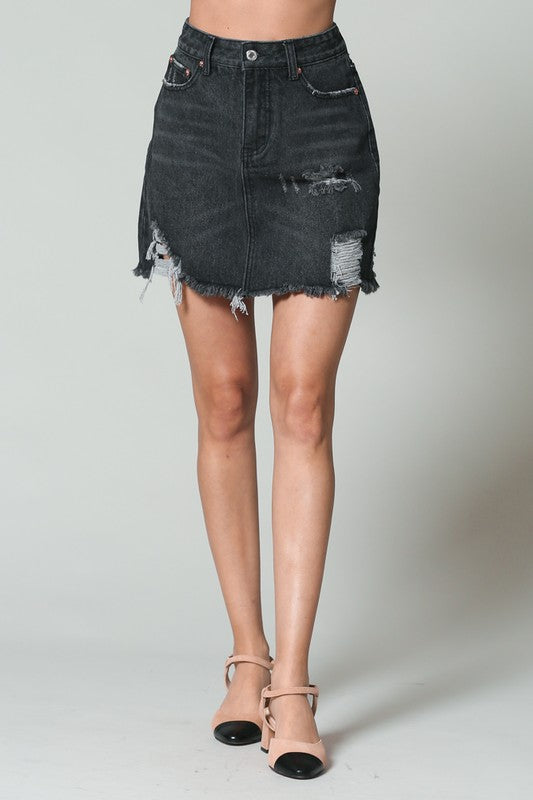 """Say Nothing At All"" Skirt"