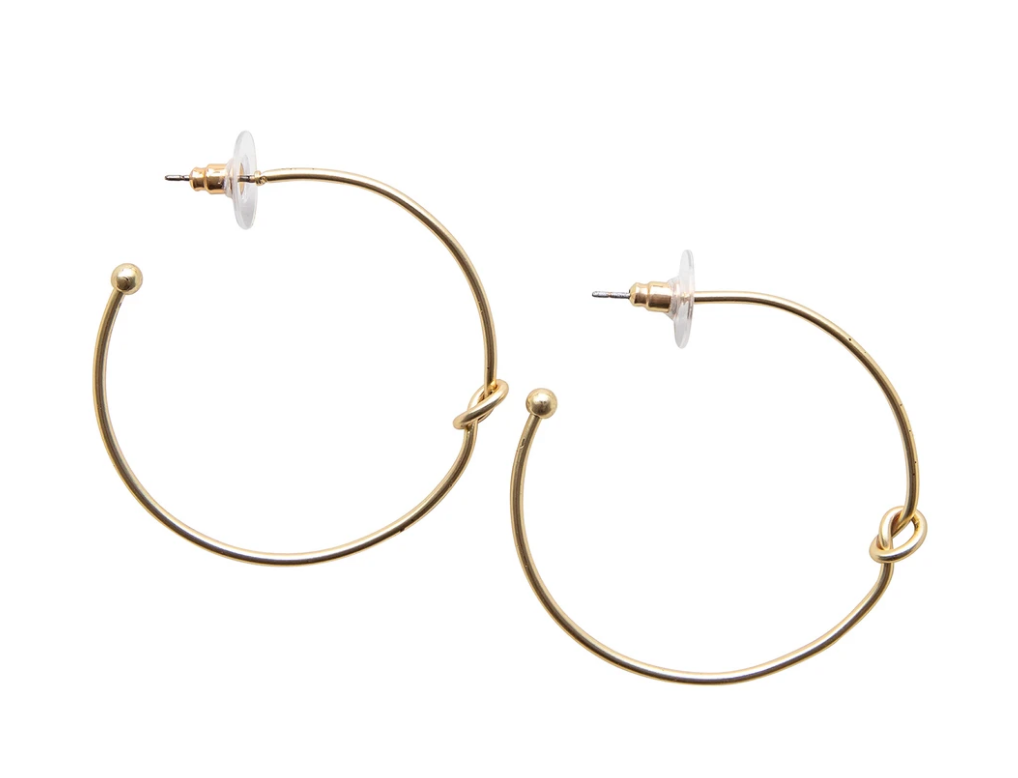 Gold Rush Bellevue Earrings