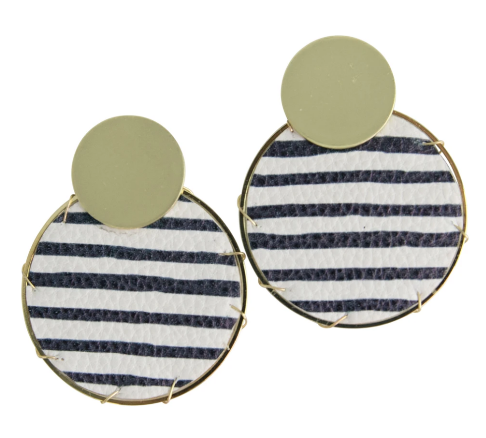 Lassen Earrings