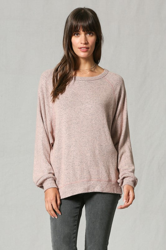 """Cozy Nights"" Hacci Sweater"