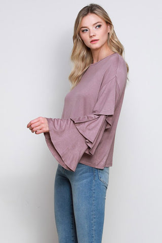 """Salsa My Way"" Top"