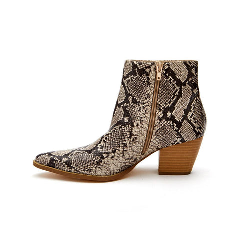 """Going West""  Snake Bootie"