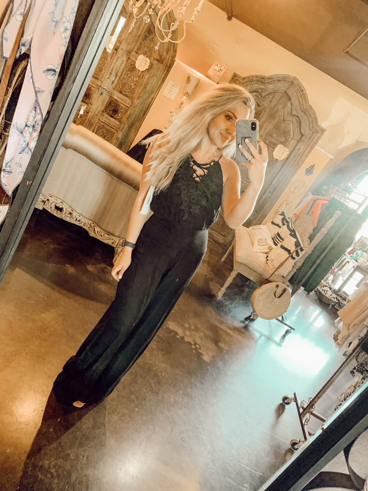 Loyal To Me Jumpsuit