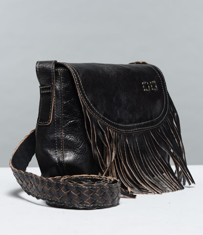 Eastend Black Rustic Handbag