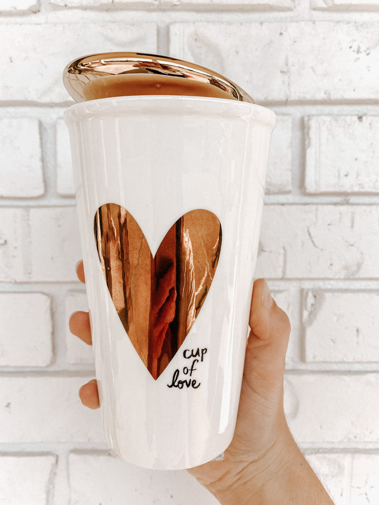 Cup Of Love Cup