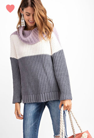 On the Go! Sweater