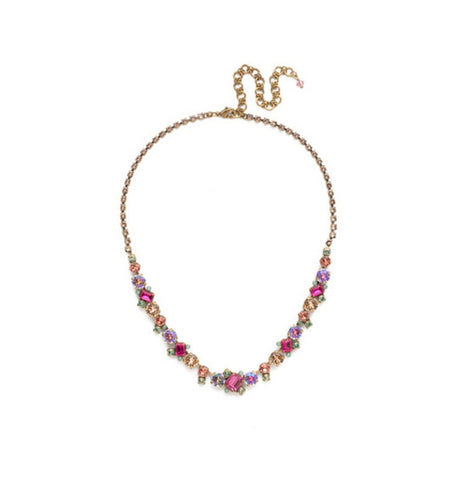 SOPHISTICATED TENNIS NECKLACE BY SORRELLI