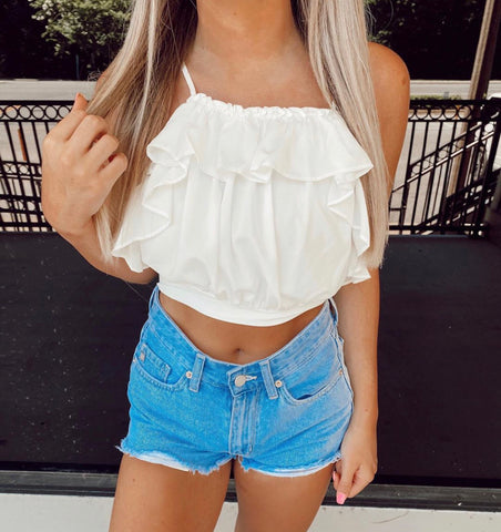 """Perfect Party"" Top"