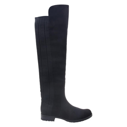 """Midnight Madness"" Over The Knee Boot"