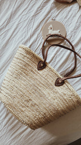 The Market Straw Bag