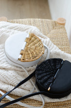 Rattan Florence Bag (Limited Edition)  - SALE!