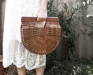 Banbū Bag (Bamboo Clutch) - SALE!
