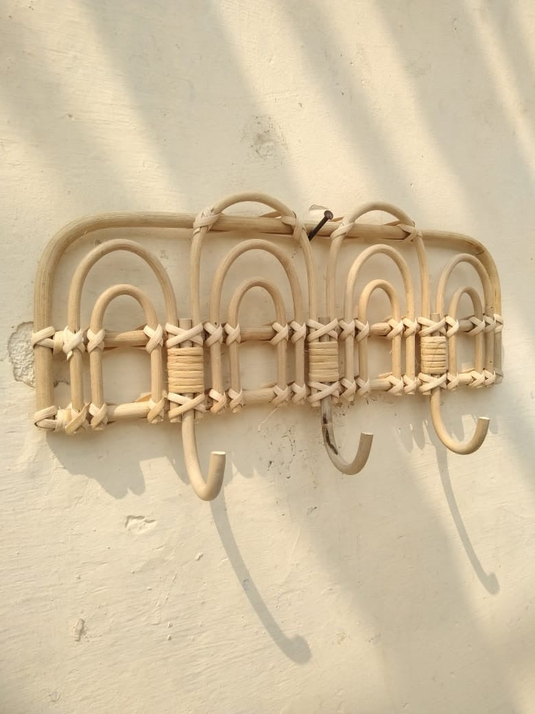Arch Wall Rattan Hook