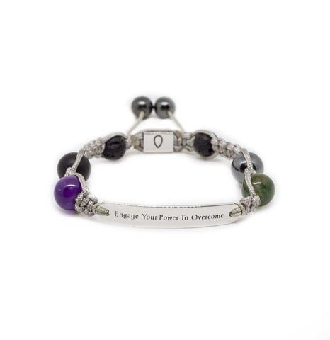 Power of Transformation - Wish Bracelet - Allay Crystal Healing Energy Bracelets and Aromatherapy- allaybracelet.com